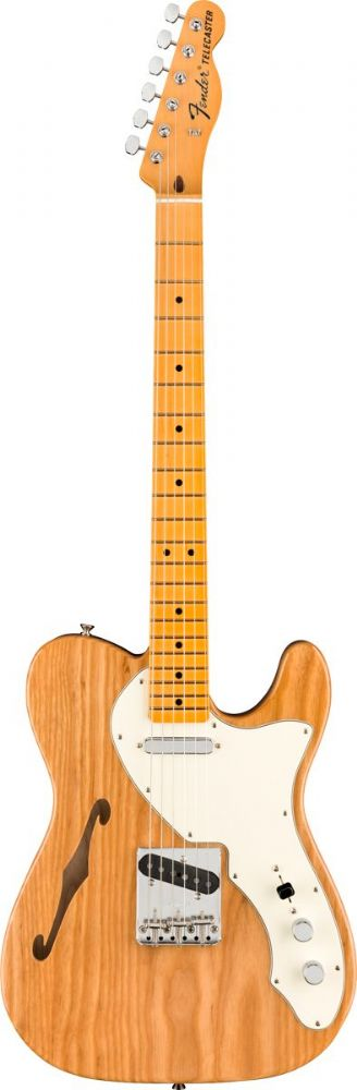 Fender American Original 60s Telecaster Thinline in Aged Natural